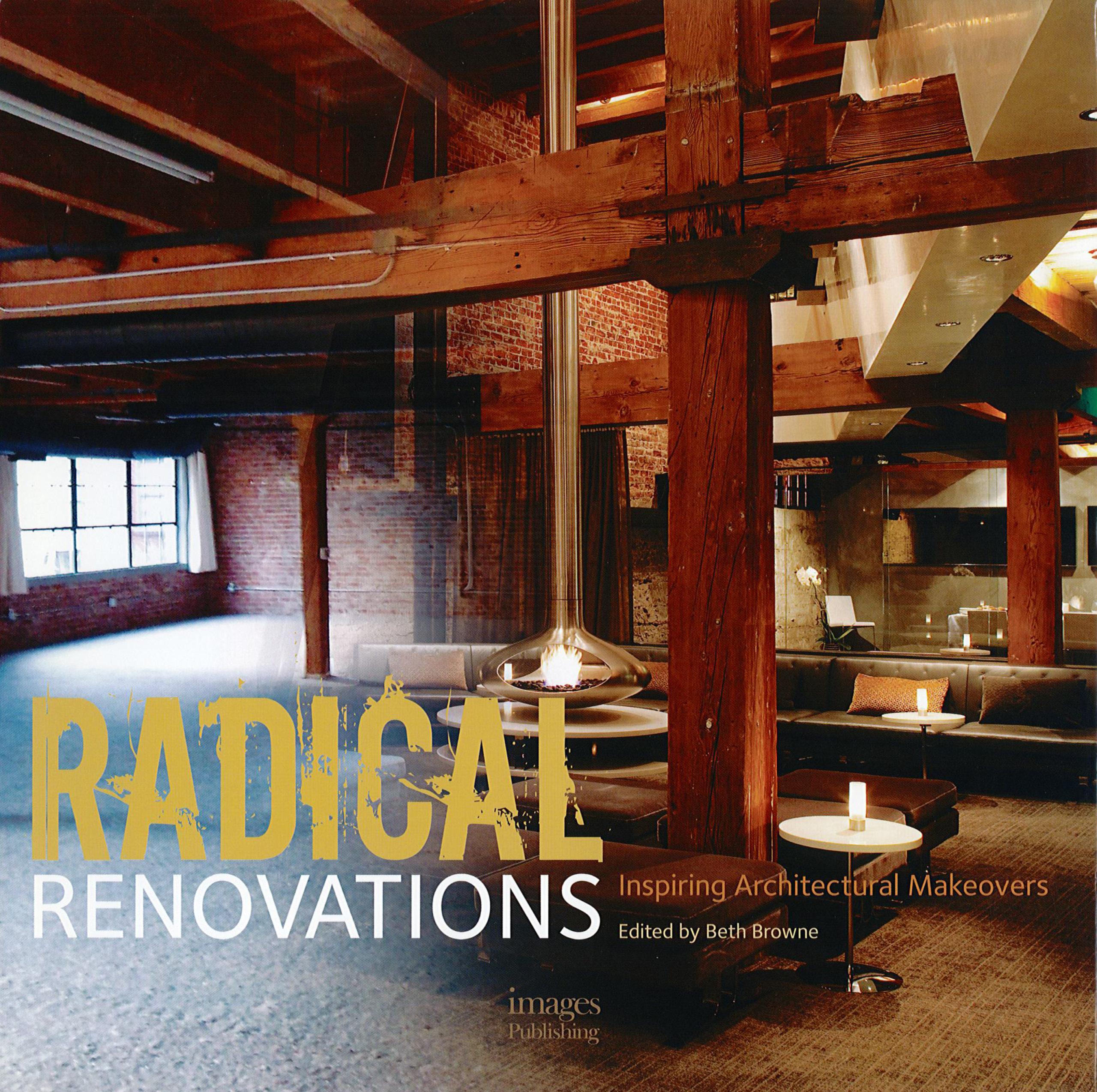Pubblicazioni - Radical renovation - oberti+oberti   architetti