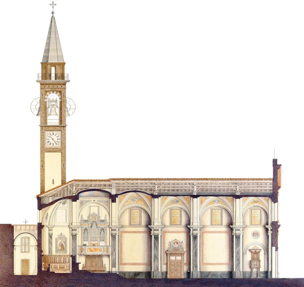 Chiesa - Pagazzano Bg - oberti+oberti   architetti
