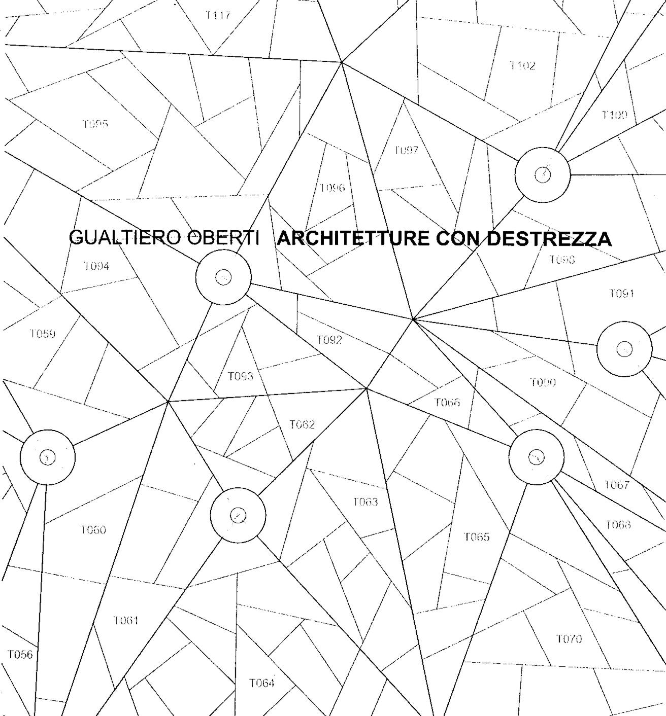 Pubblicazioni - Architetture con destrezza - oberti+oberti   architetti