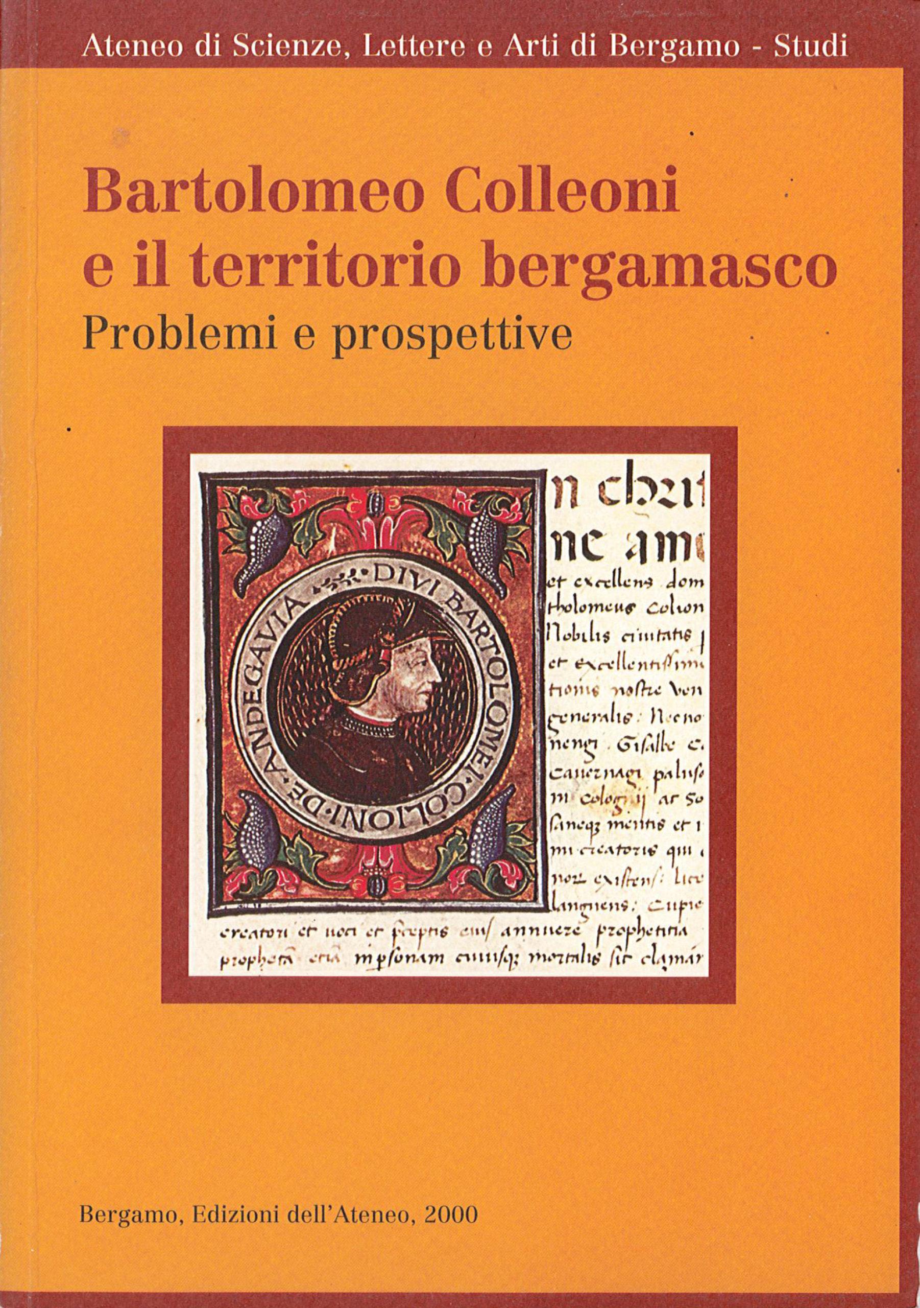 Pubblicazioni - Bartolomeo Colleoni e il territorio bergamasco - oberti+oberti   architetti