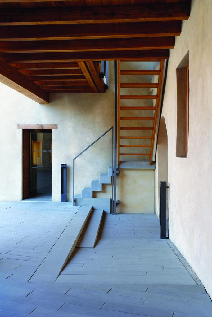 Castello Colleoni - Solza Bg - oberti+oberti | architetti