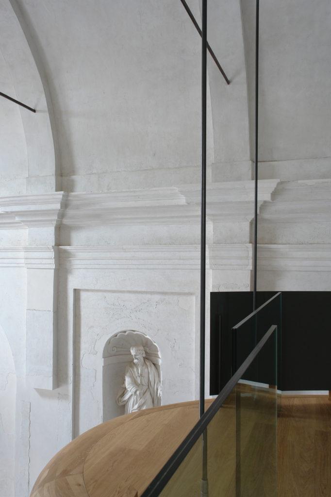 Madonna in Nigrignano - Sarnico Bg - oberti+oberti | architetti