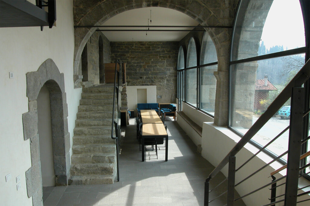 Abbazia di Sant'Egidio - Fontanella Bg - oberti+oberti   architetti