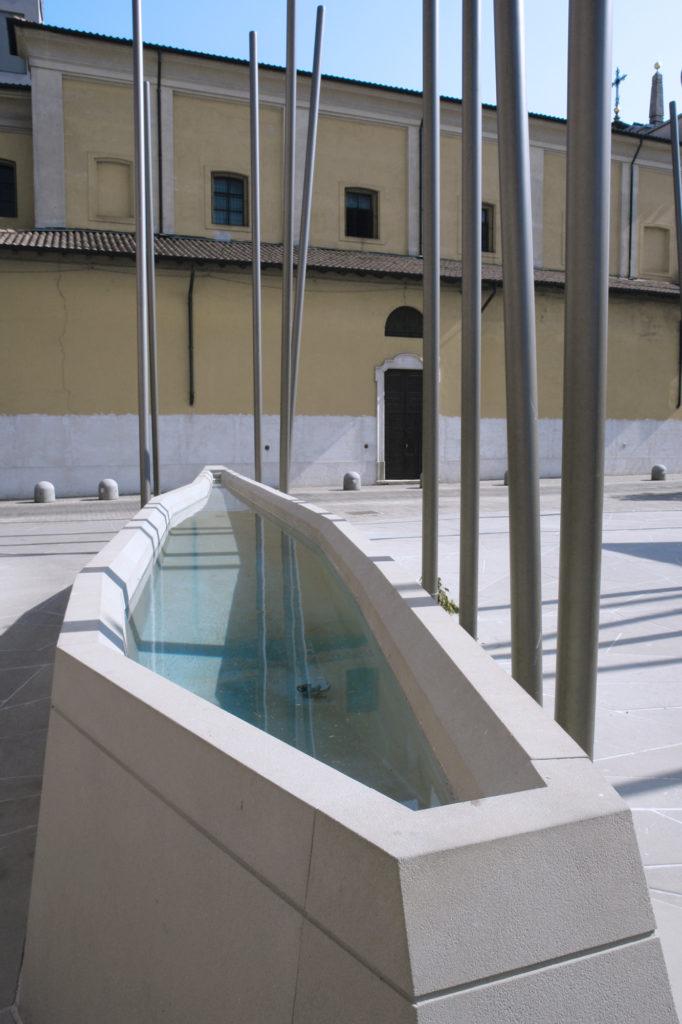 Piazza Castello - Castel Rozzone Bg - oberti+oberti | architetti