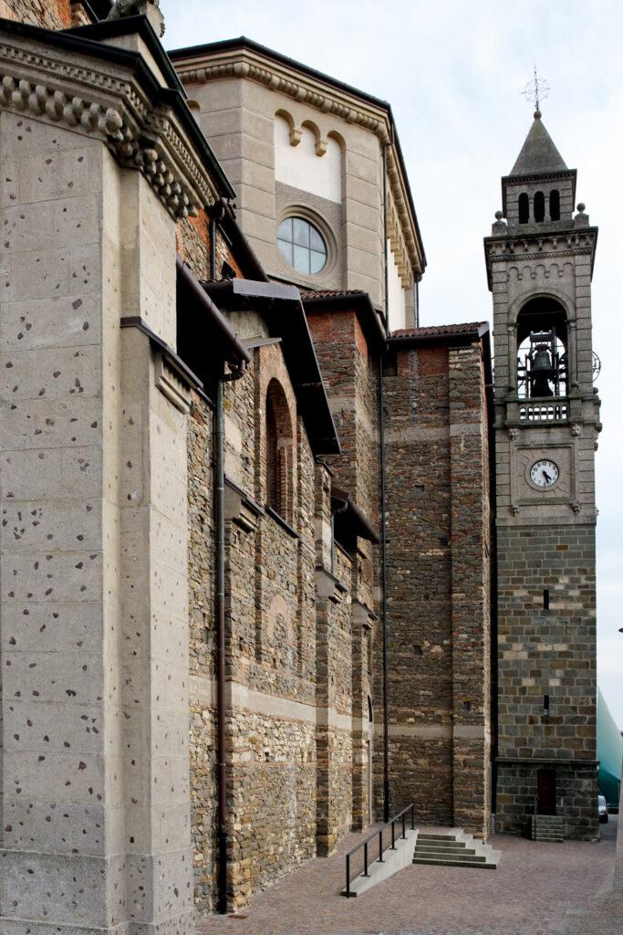 Chiesa - Lallio Bg - oberti+oberti | architetti