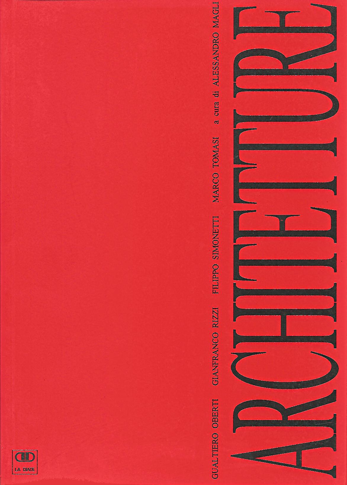 Pubblicazioni - Architetture - oberti+oberti   architetti