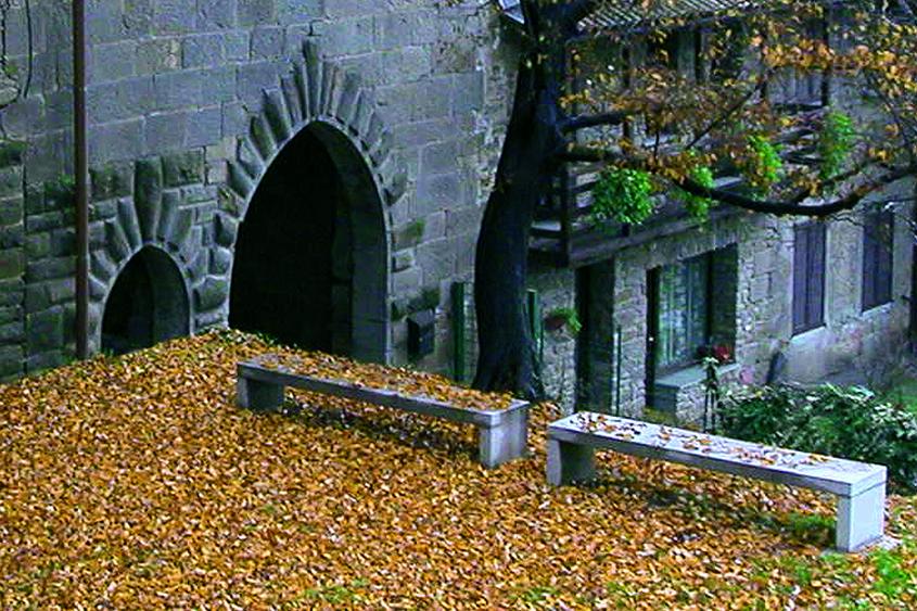 Abbazia di Sant'Egidio - Fontanella Bg - oberti+oberti | architetti