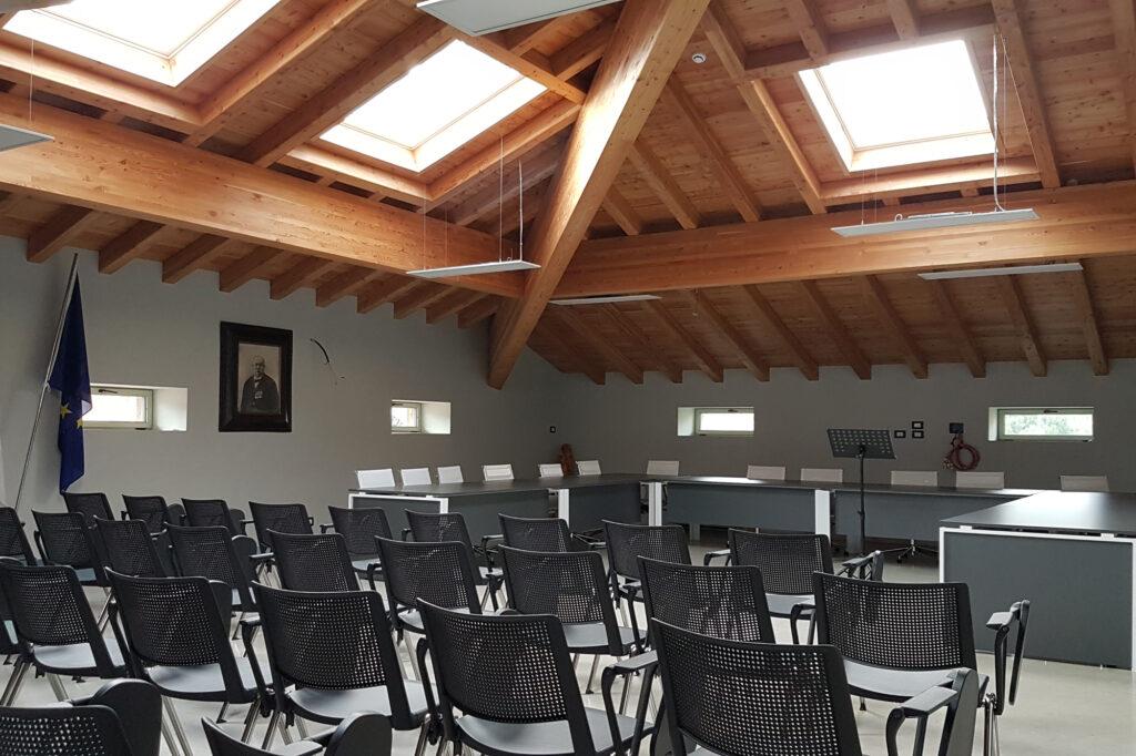 Municipio di Trescore - Trescore Balneario Bg - oberti+oberti | architetti