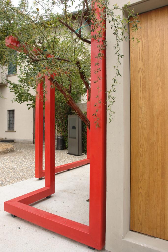 Giardino della casa del custode - Vaprio d'Adda Mi - oberti+oberti | architetti