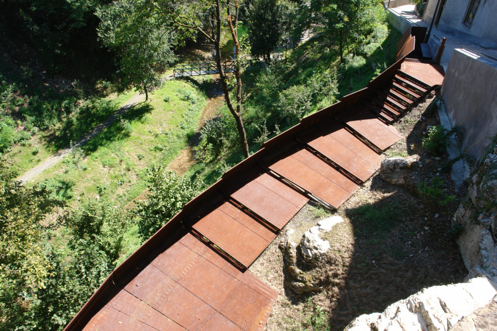 Parco del Gigante - Luzzana Bg - oberti+oberti | architetti