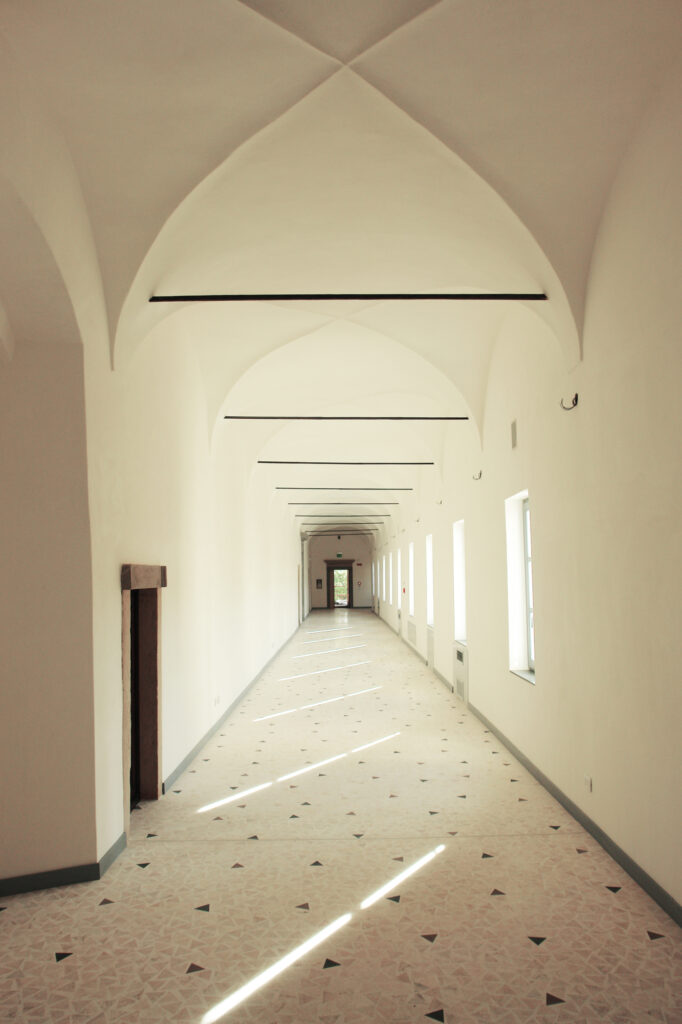 Ex monastero benedettino - San Paolo d'Argon Bg - oberti+oberti | architetti