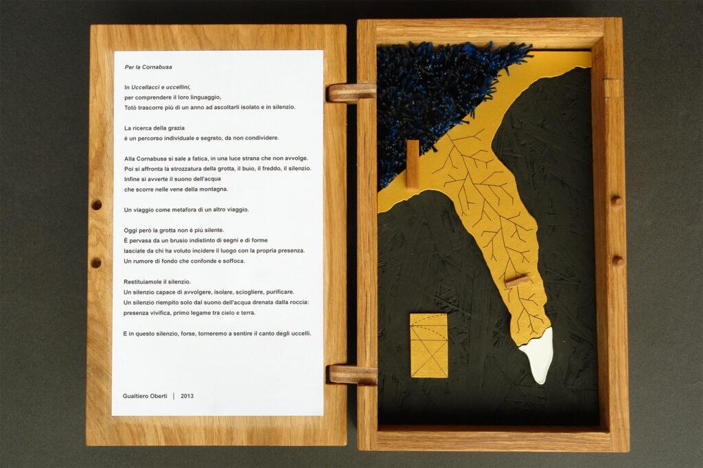 Santuario della Cornabusa - Sant'Omobono Terme Bg - oberti+oberti | architetti
