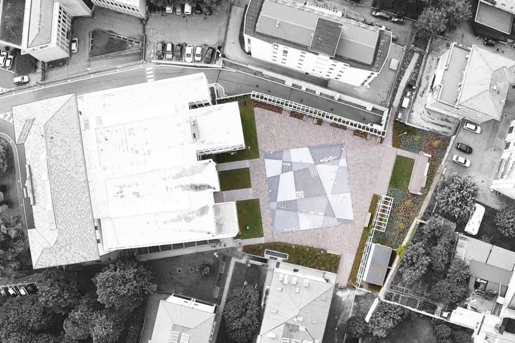 Piazza Fuori dal Comune - Merate Lc - oberti+oberti   architetti