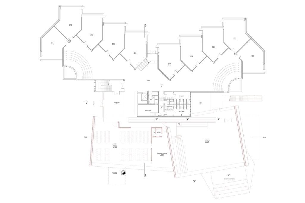 Ampliamento scuola - Gorle Bg - oberti+oberti   architetti