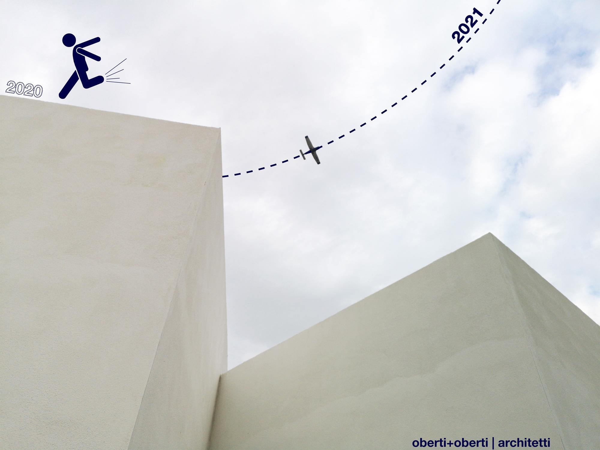 Novità - Auguri 2020 - oberti+oberti | architetti
