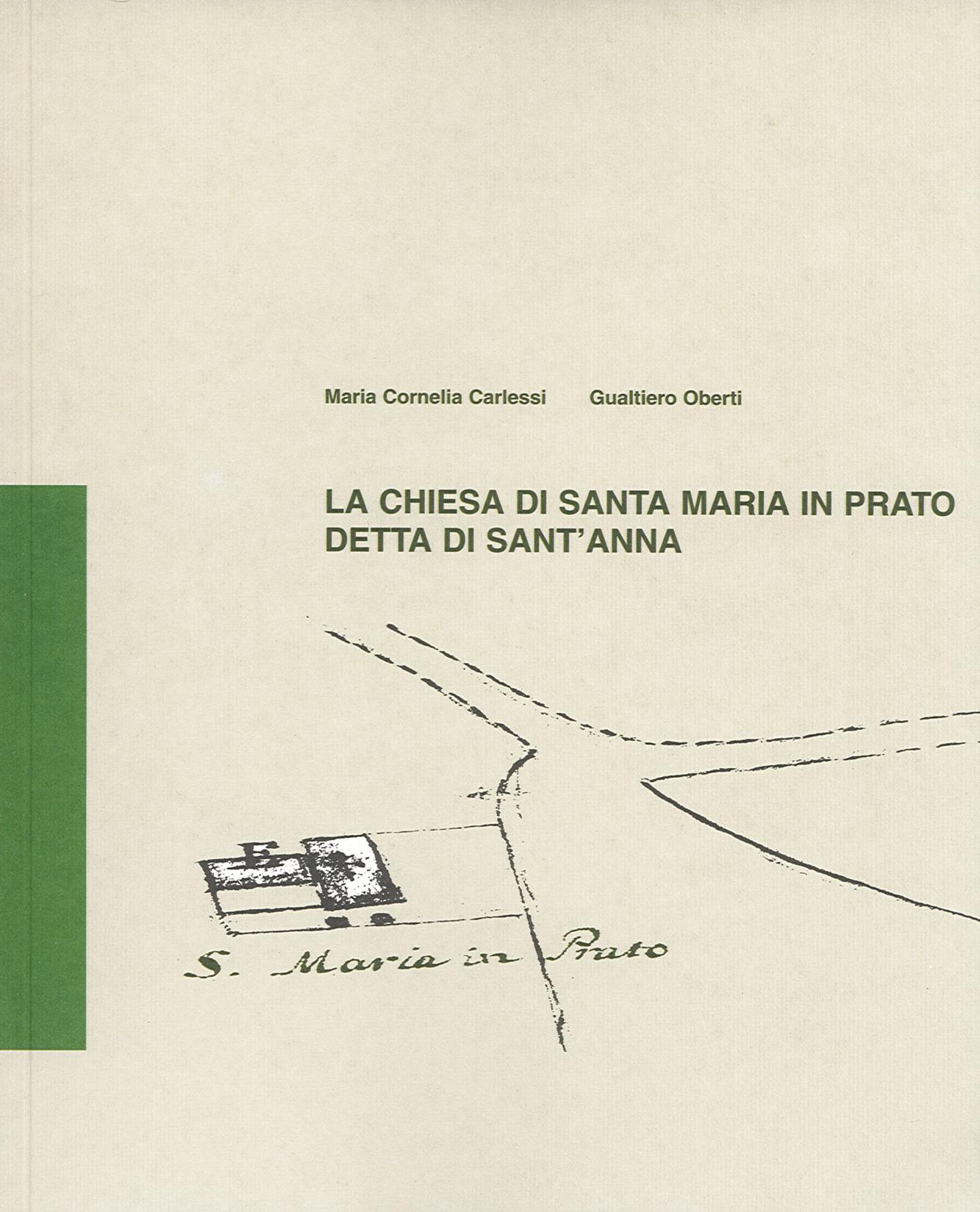 Pubblicazioni - La chiesa di Sant'Anna - oberti+oberti   architetti