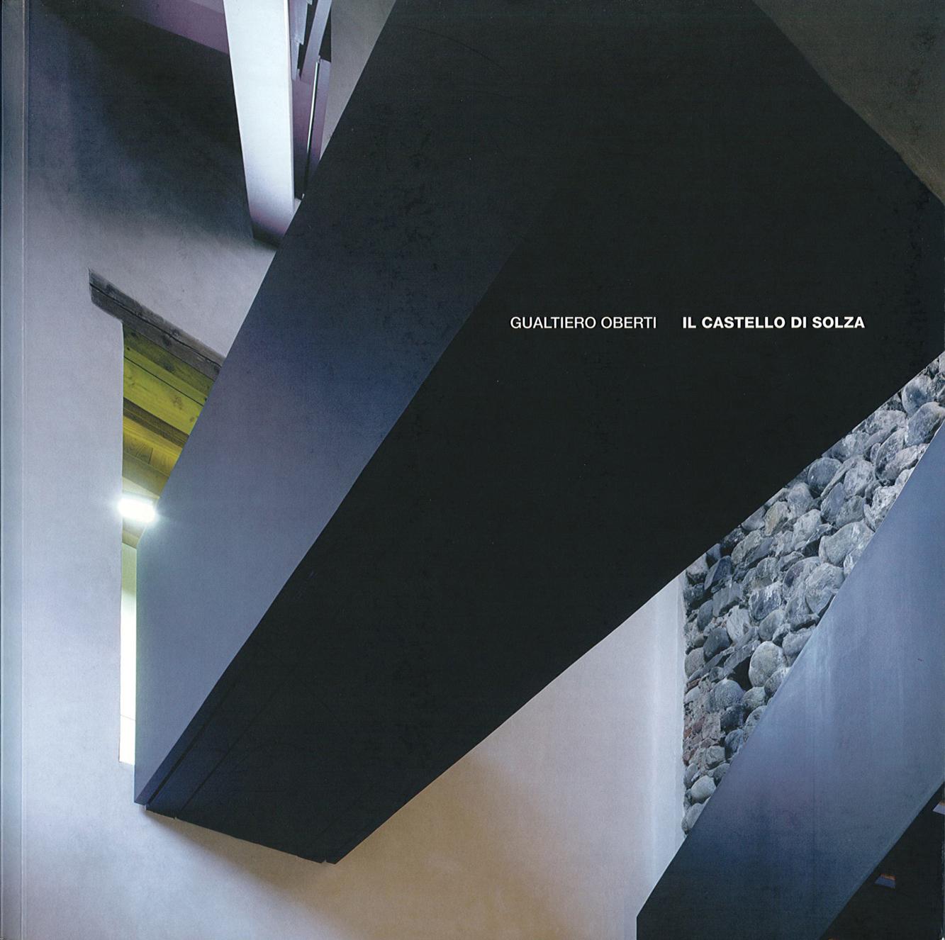 Pubblicazioni - Il castello di Solza - oberti+oberti   architetti