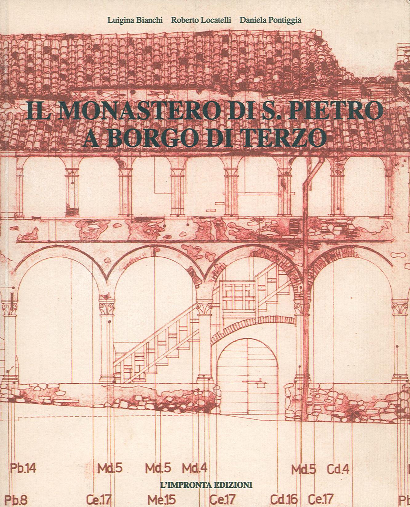 Pubblicazioni - Il Monastero di San Pietro - oberti+oberti   architetti