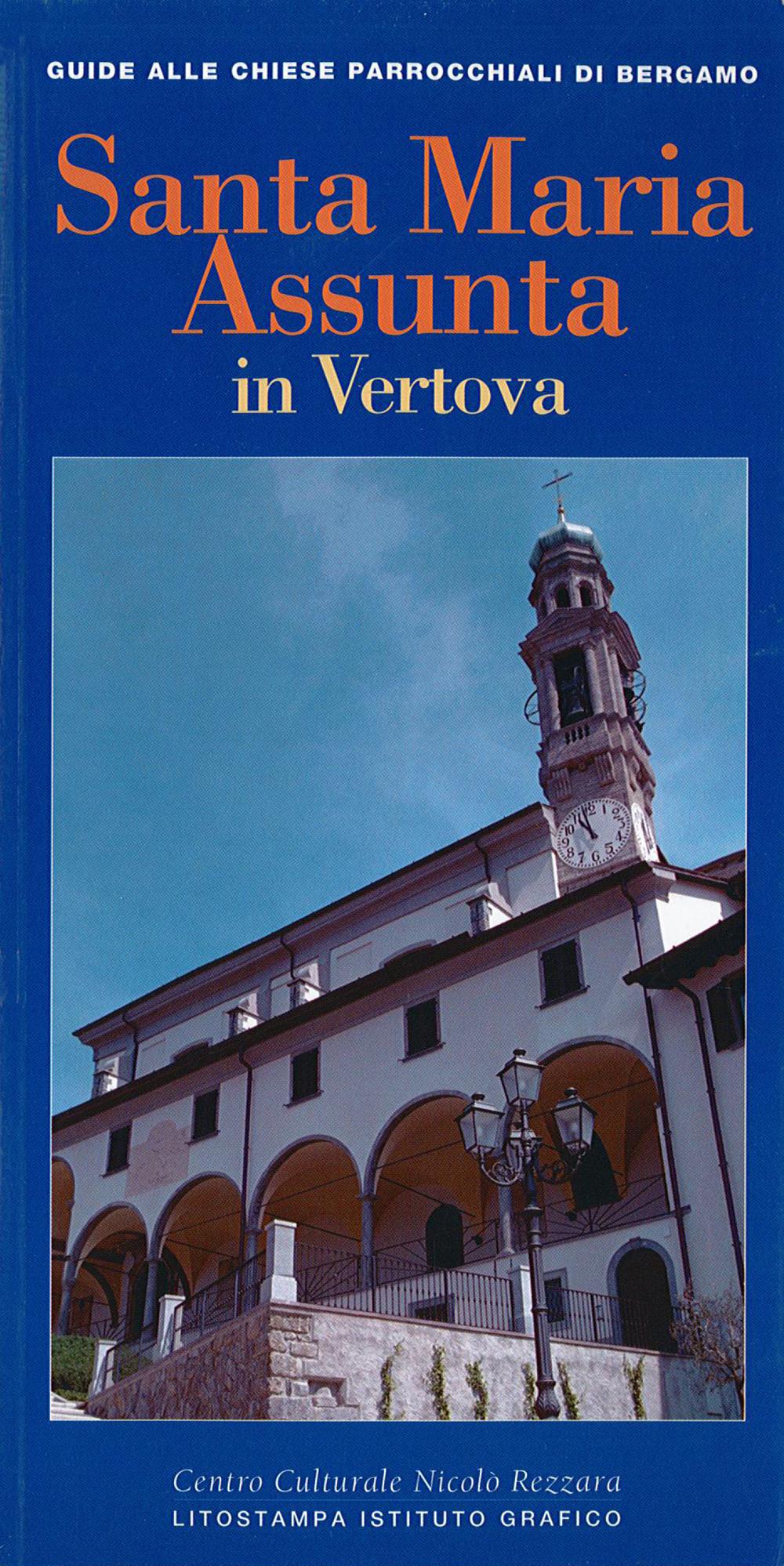 Pubblicazioni - Santa Maria Assunta in Vertova - oberti+oberti   architetti