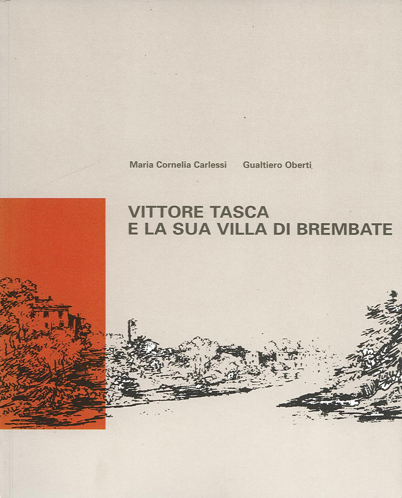 Pubblicazioni - Vittore Tasca - oberti+oberti   architetti