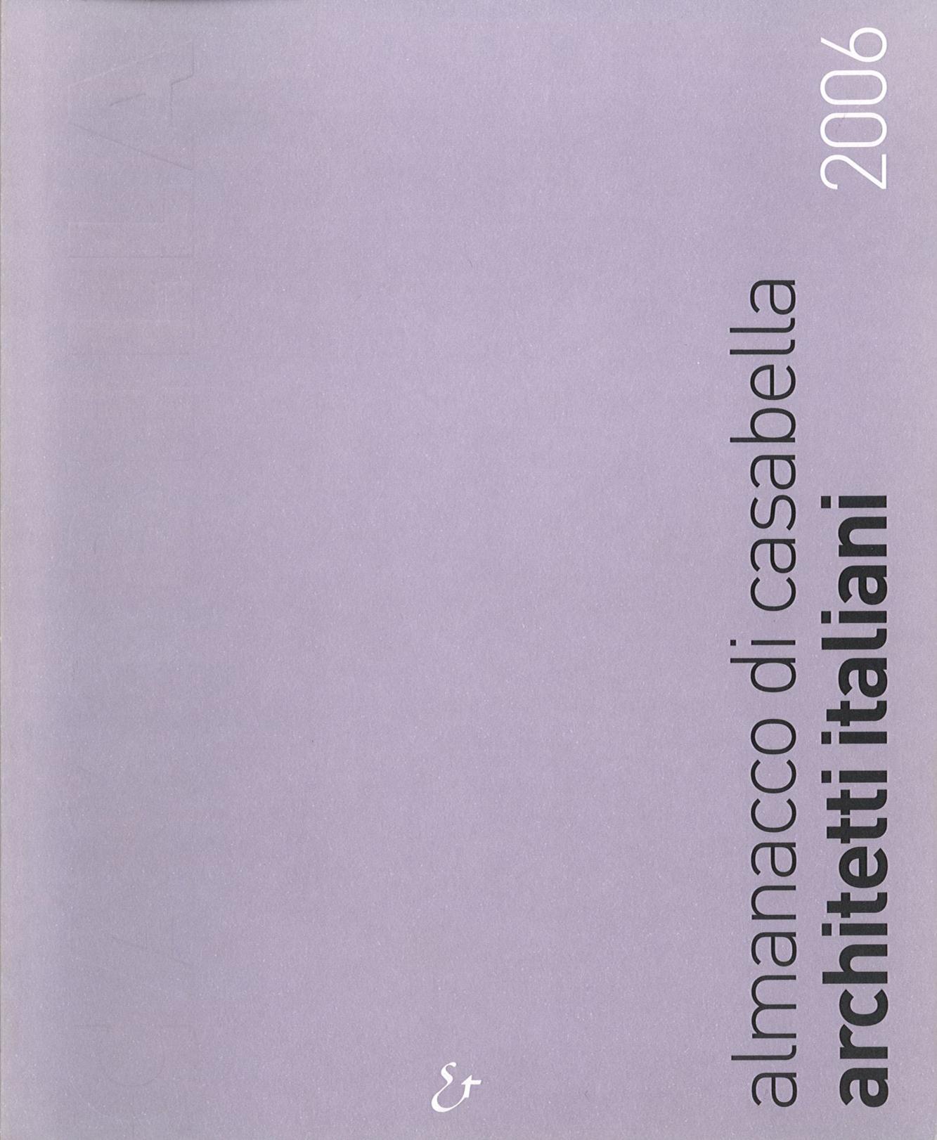 Pubblicazioni - Almanacco Casabella 2