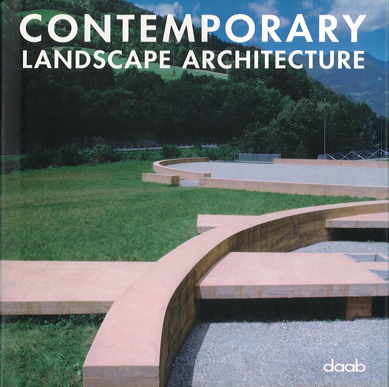 Pubblicazioni - Contemporary landsca