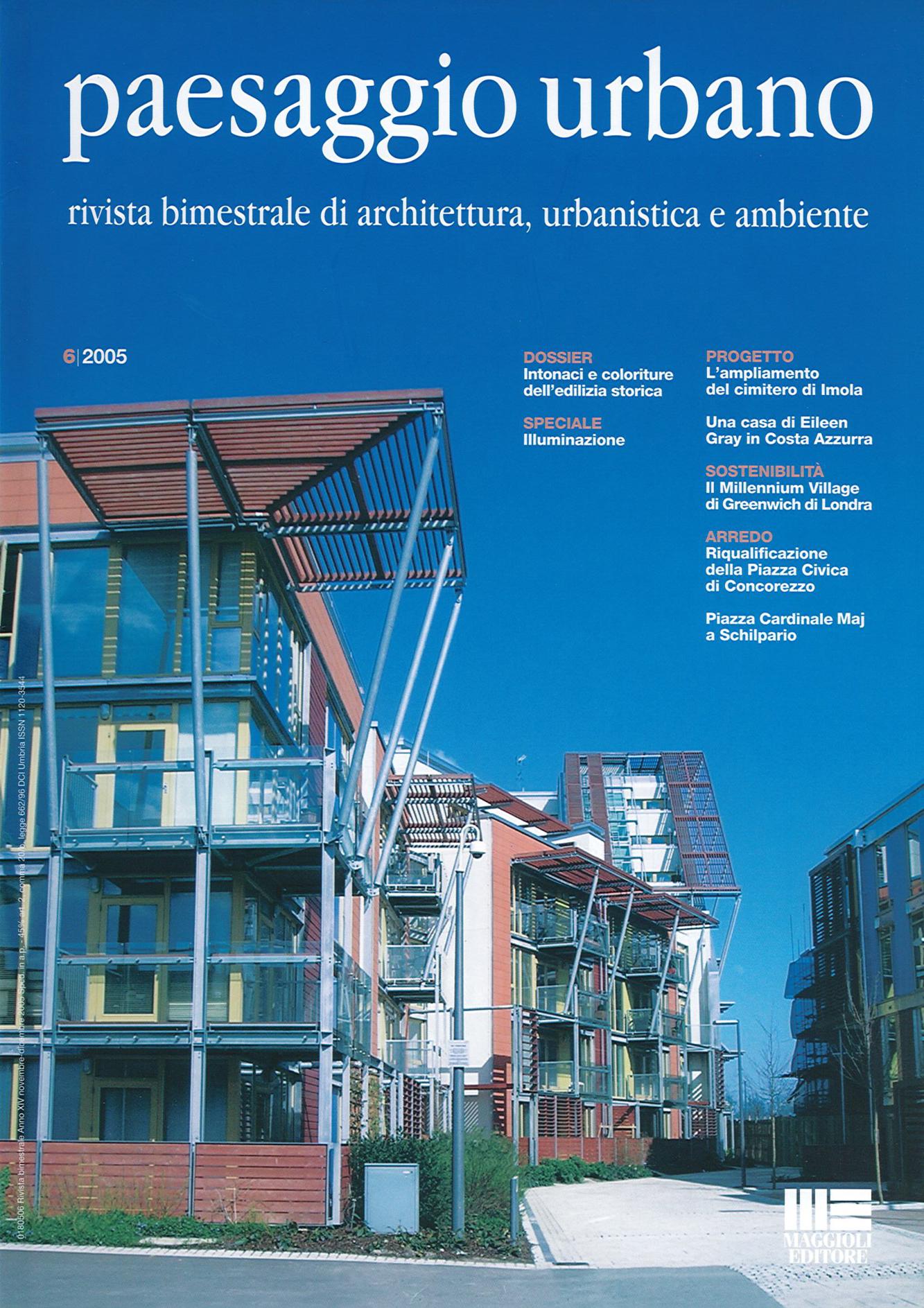 Pubblicazioni - Mimmo Paesaggio Urbano - oberti+oberti   architetti