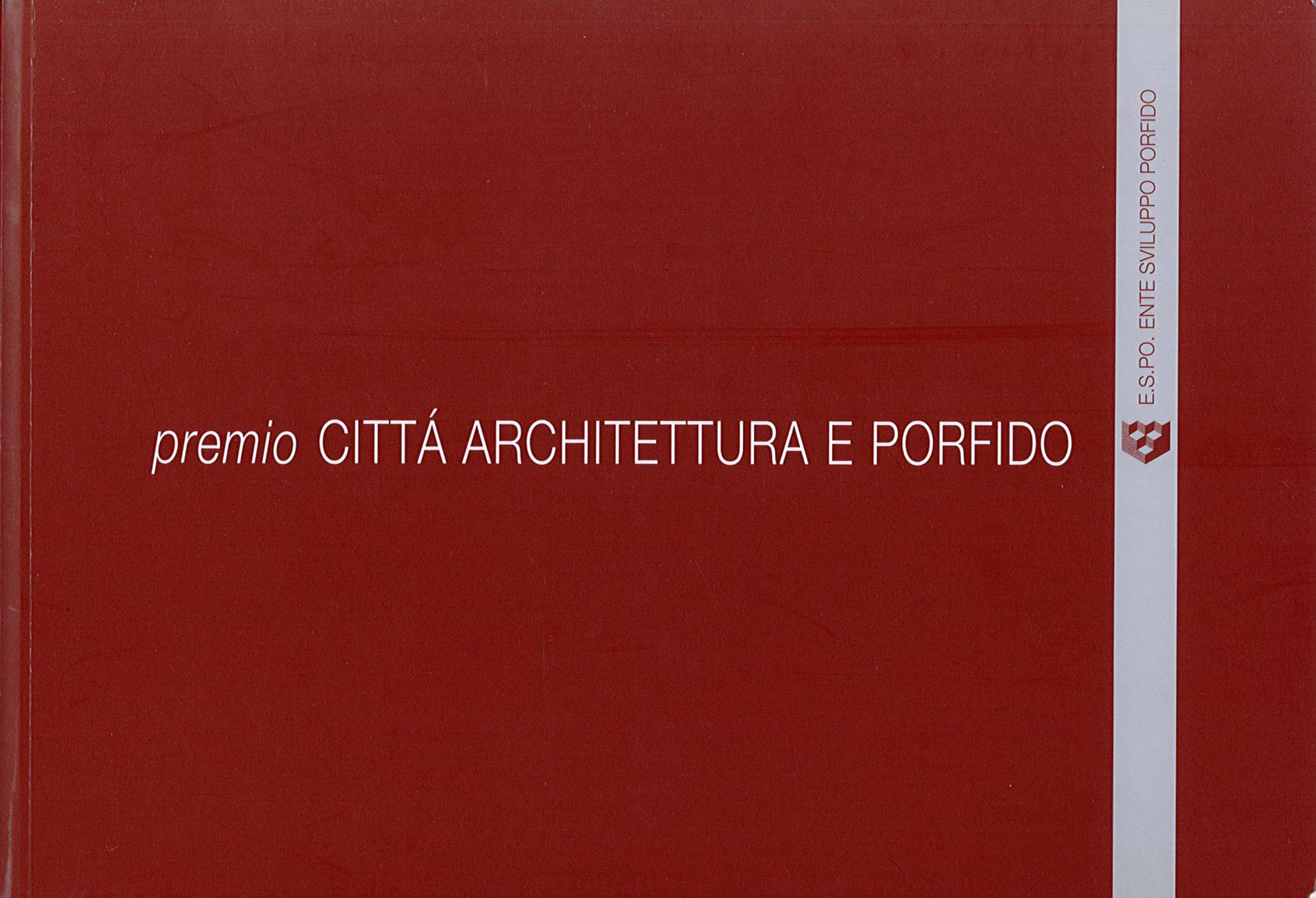 Pubblicazioni - Mimmo Premio città architettura porfido - oberti+oberti   architetti