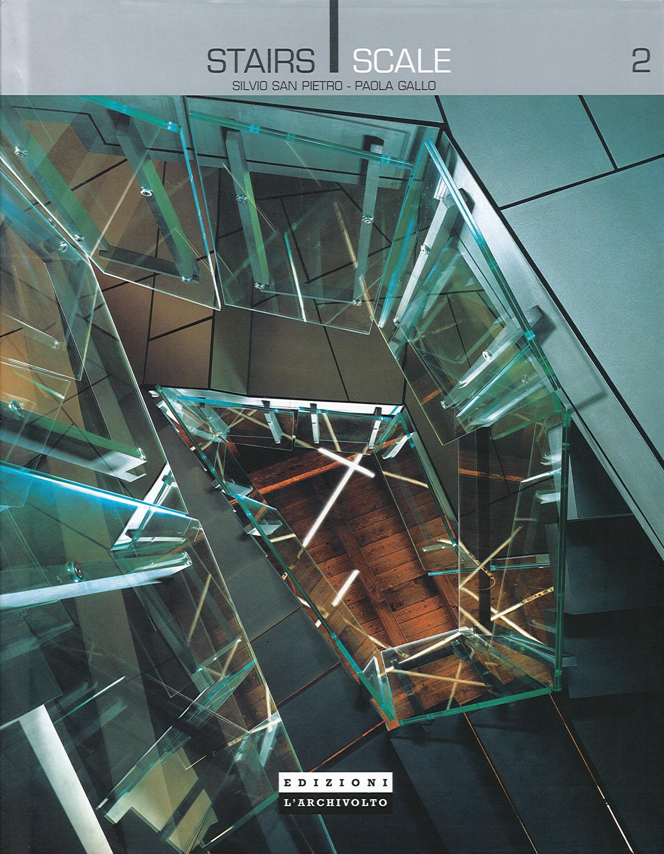Pubblicazioni - Stairs 2 - oberti+oberti   architetti